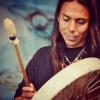 GOODSHIELD AGUILAR familienfreundliches Konzert und indianische Tiergeschichten
